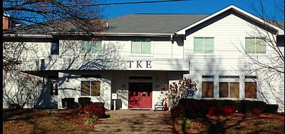 The Tau Kappa Epsilon Beta Theta Chapter House