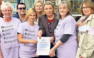 500,000 women deserve a better state pension deal