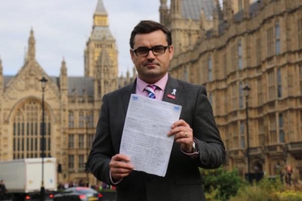 Gavin Newlands MP