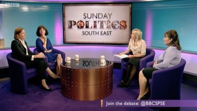 Sunday Politics South East - 16th October 2016 (approx 44 mins in)