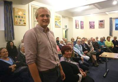 Cambrian News - 4th September 2018