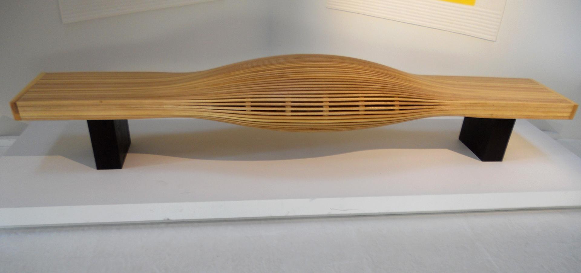 Meditation Bench by Bae Se-hwa