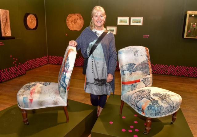 Anne Kiely Textile Artist