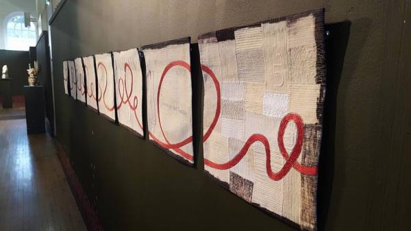 Carmel Creanor: Textile Artist