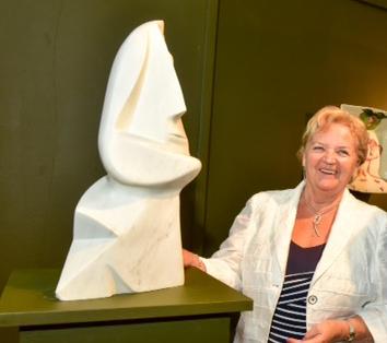 Christine Byrne: Sculptor