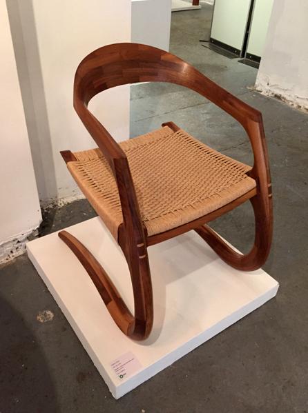 Stephen O'Brien: 'Bone' Chair