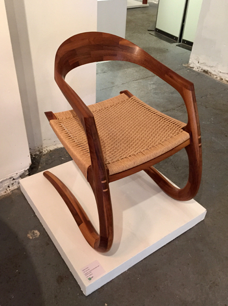 Stephen O'Brien: 'Bone' Chair