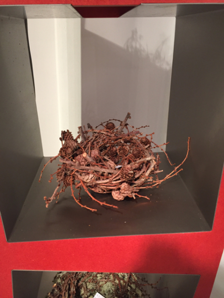 Joe Hogan: Small Nest (inspired by Mary Oliver poem 'Wild Geese')