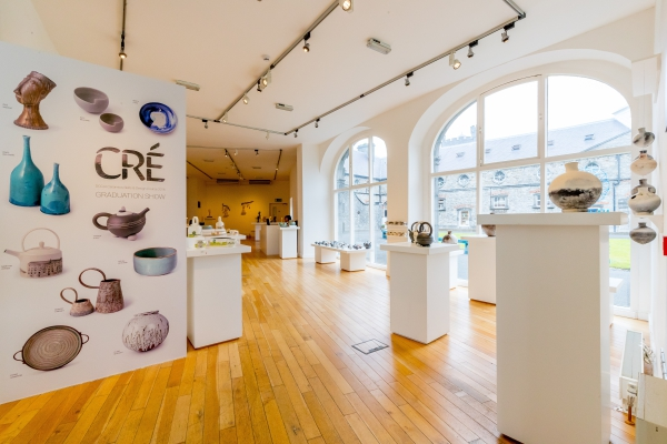 View of Exhibition at National Craft Gallery