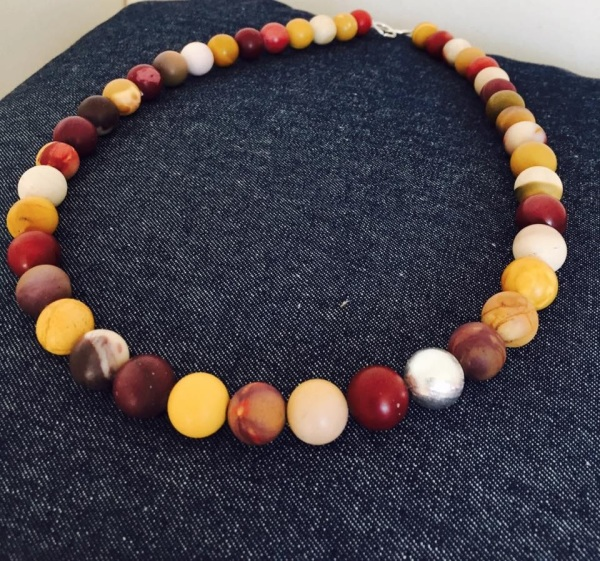 Making Inga Reed Blue Egg Gallery Bravura