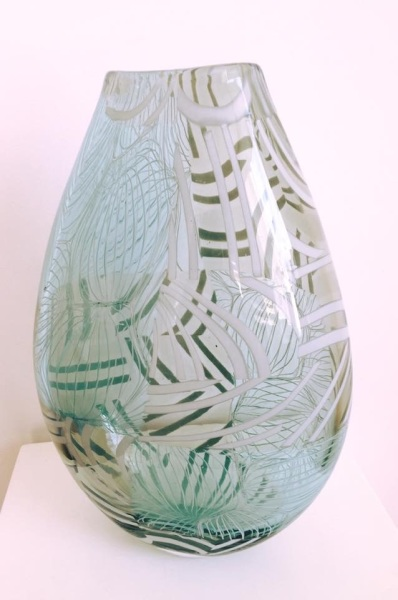 Making Blue Egg Gallery Scott Benefield