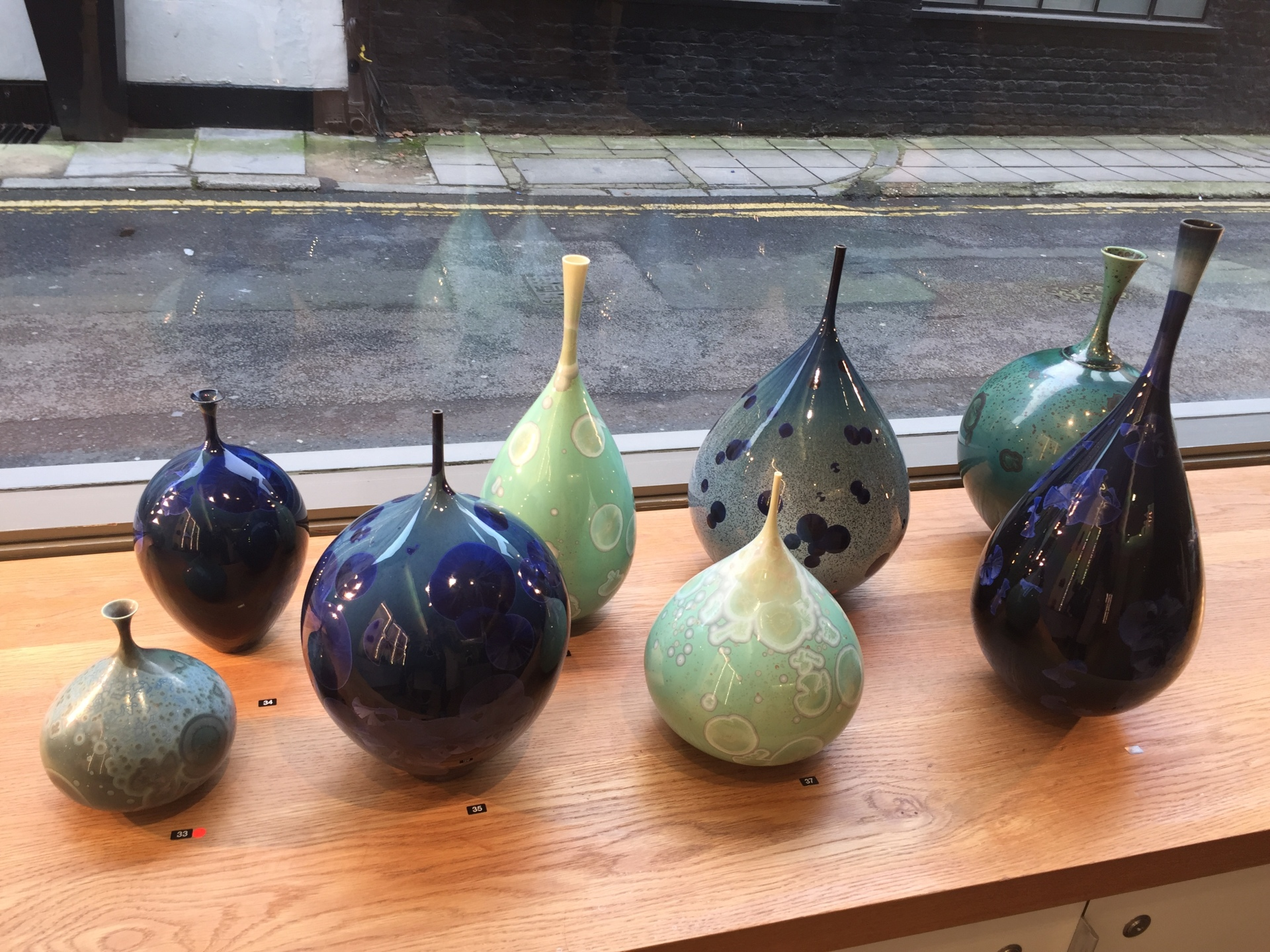 Matt Horne: Various Vessels