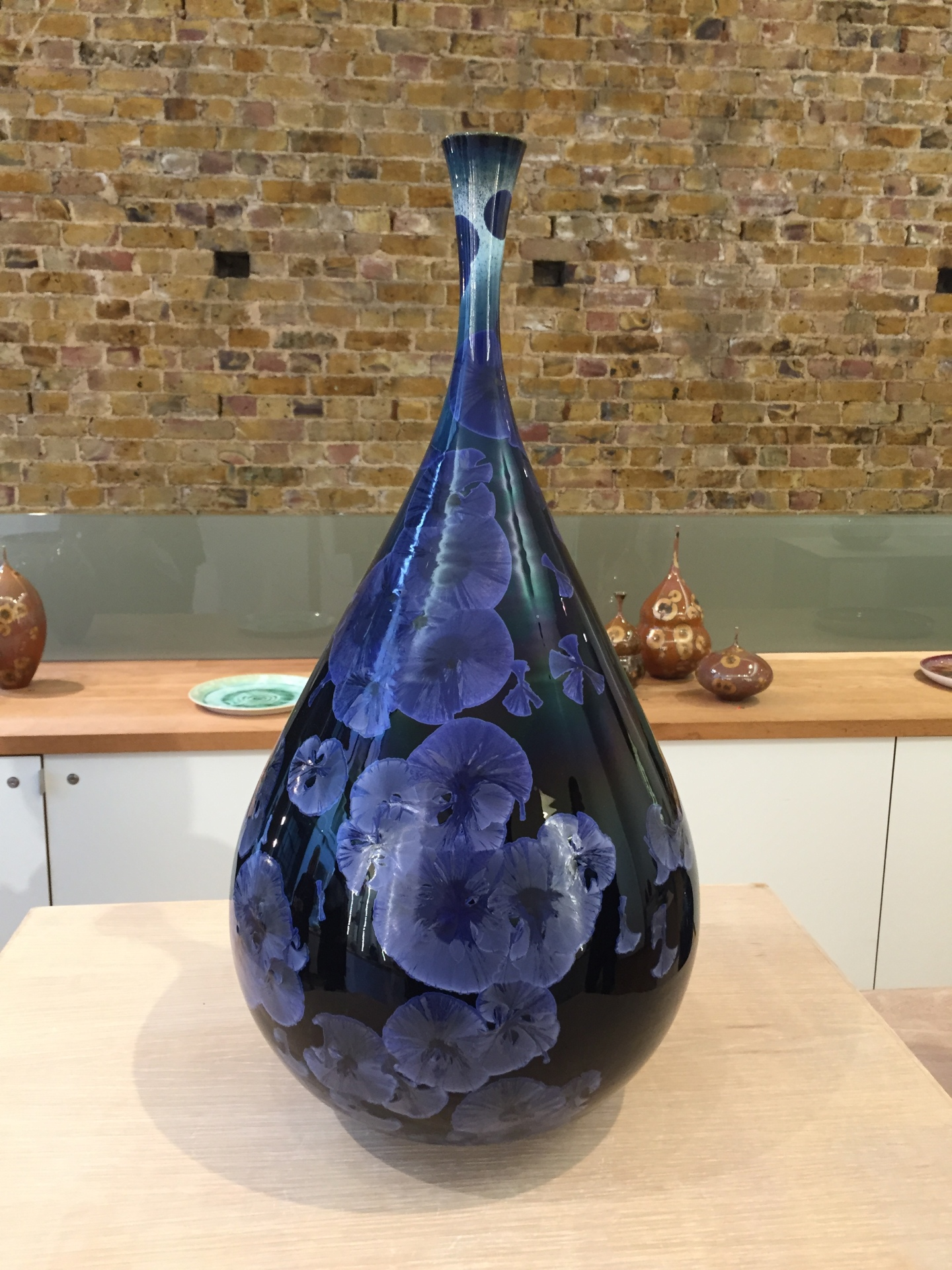 Matt Horne: Large Vase Vessel