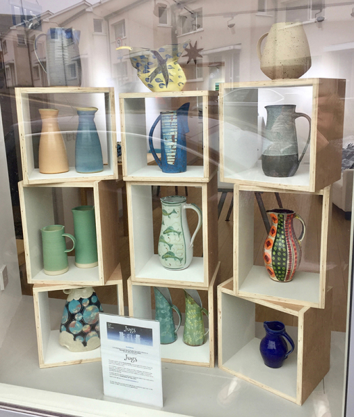 JUGS @Blue Egg Gallery Wexford