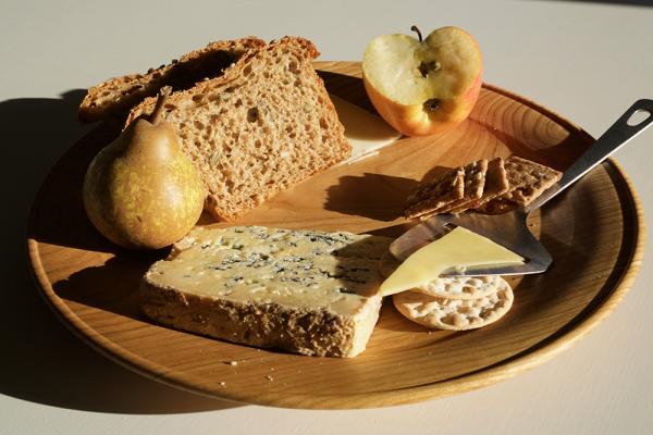 Cheese platter: Glenn Lucas
