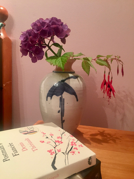 Vase: Louis Mulcahy, Dingle
