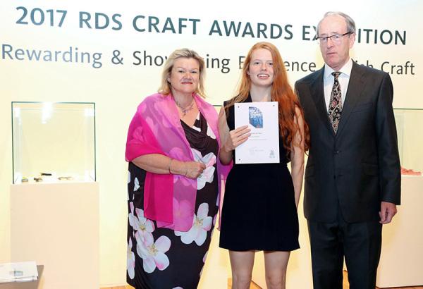 Órlaith dePaor: Textile Designer  'Well Worn'