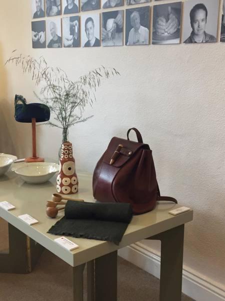 Ken Foley Leather, Cushendale Woollen Mills