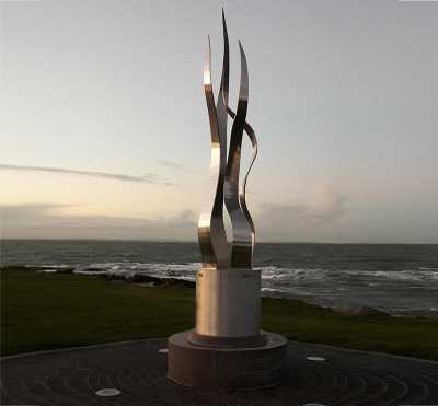 New Sculpture in Skerries