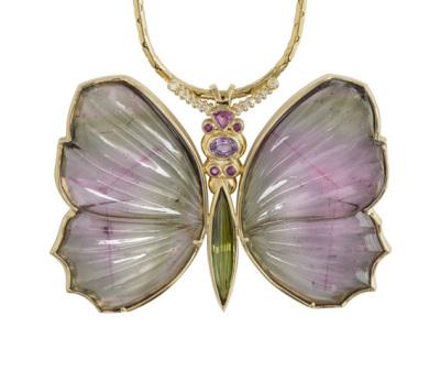Tourmaline Butterfly II : Rudolf Heltzel