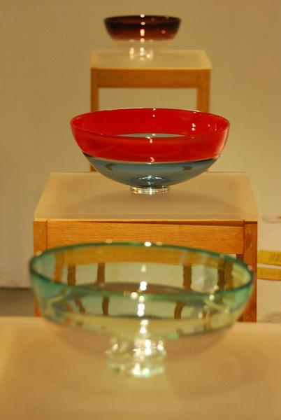 Lucinda Robertson Glassmaker Irish Craft Making