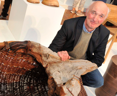 Joe Hogan at the RDS Crafts Competition 2015