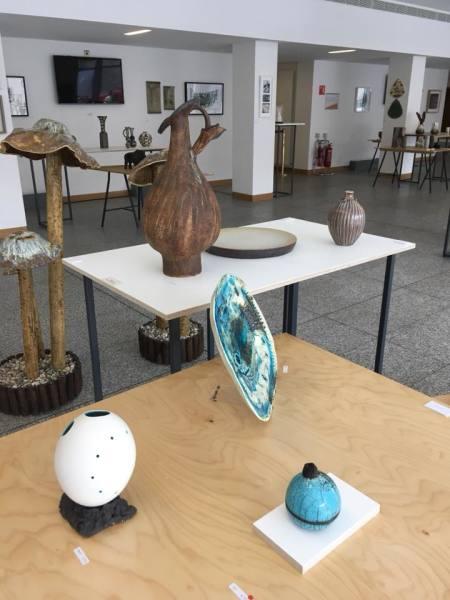Ceramics Ireland Irish Craft Making Tina Byrne Elaine Riordan