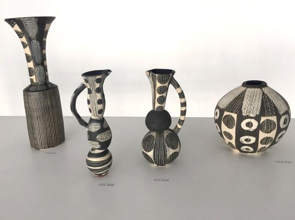 Jim Turner Etain Hickey Irish Craft Making Ceramics Ireland