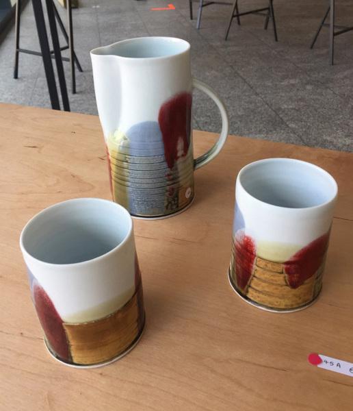 Ceramics Ireland Irish Craft Making Markus Jungmann