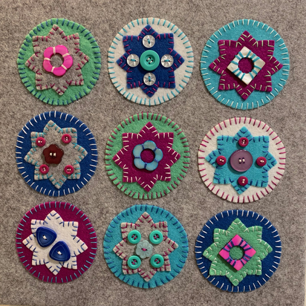 Cork Textiles Network 20 Years School of Music Irish Craft Making Mary Palmer Gerda Merz Evelyn Montague Carmel Creanor Karen Allsop Maire OMahony