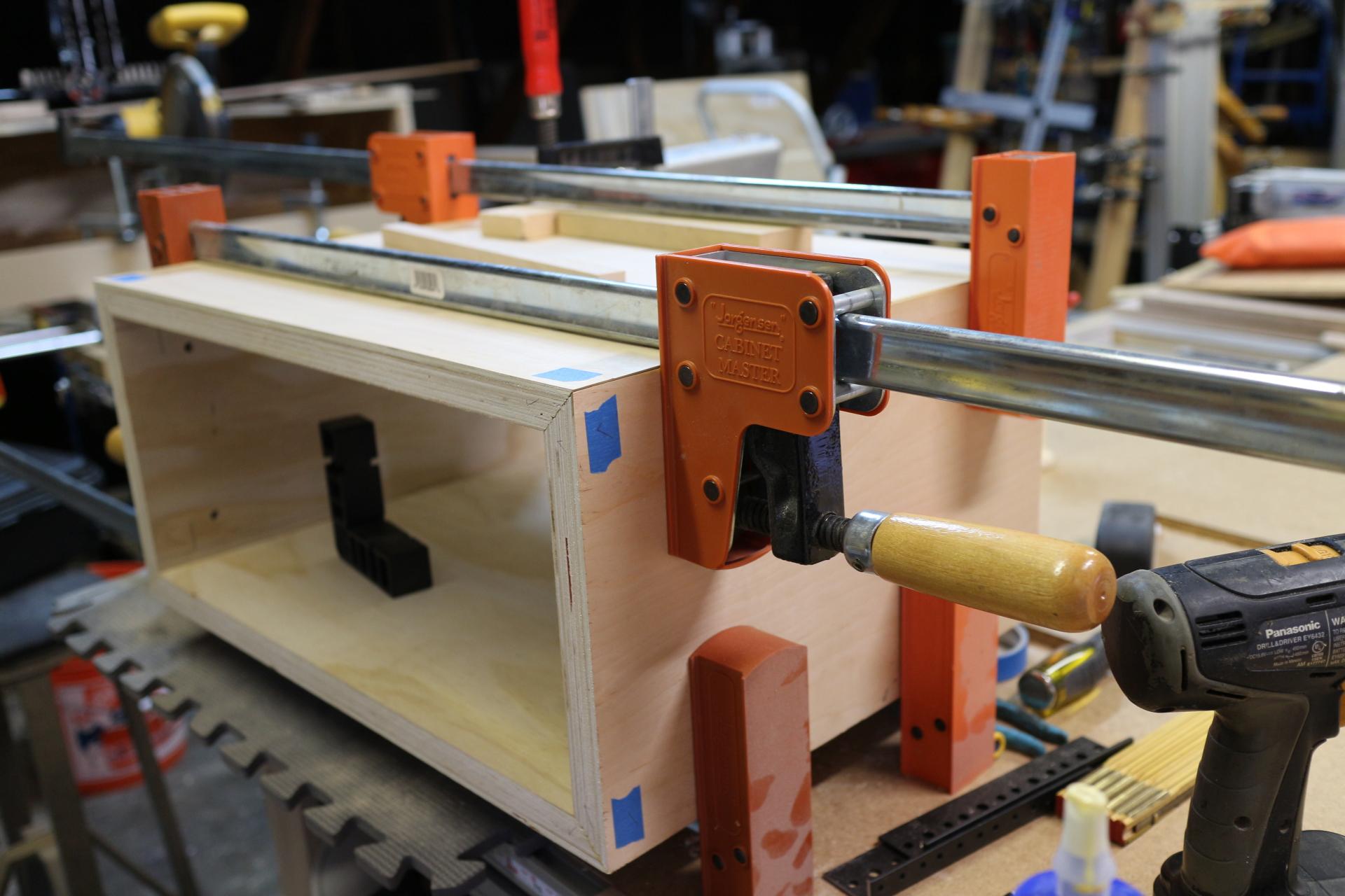 Modern 4U rack build