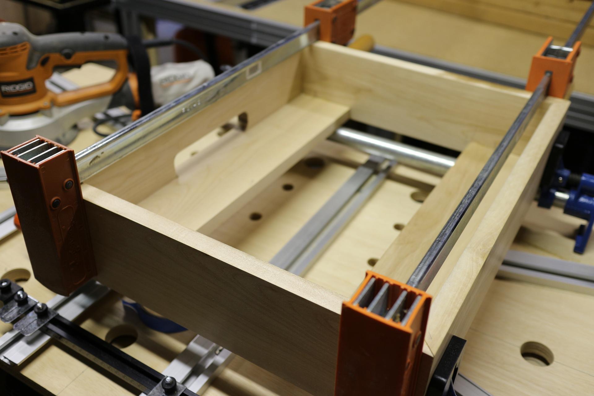 Modern turntable build