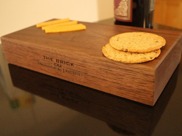 #thebrick, #cuttingboard, #cuttingblock, #servingtray, #modern, #contemporary