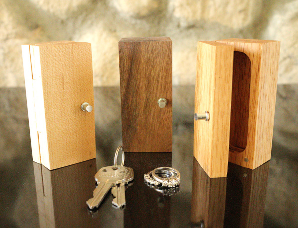 Jewelry Box, Key holder