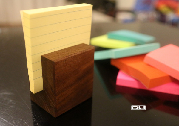 #Post-It Note holder, #Note holder