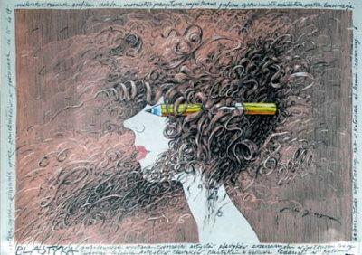 Jura, Plastyka, Print 1988