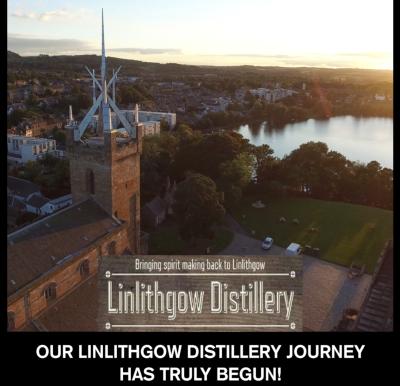 Linlithgow Distillery Part 1