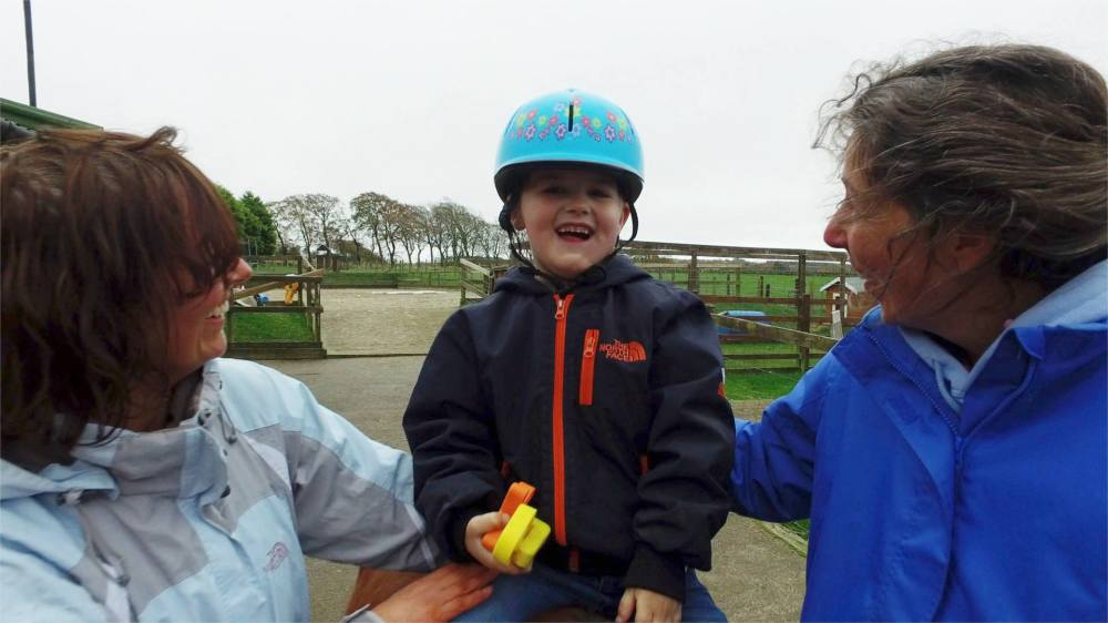 Promoting Equine Therapies for Kids