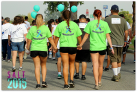 Walking for Love in 2015