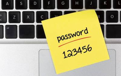 Password security? Why should I care.