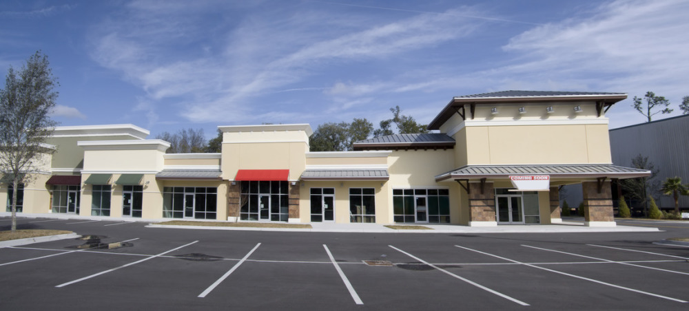 Commercial Mortgage Commercial Plaza