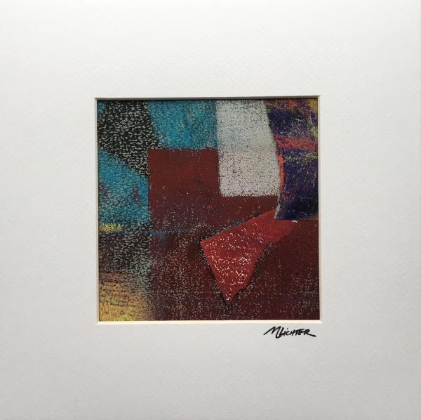 Primary Focus 1, acrylic on canvas, original by Artist Mindy Lichter.  MLICHTER fINE ART dESIGN.