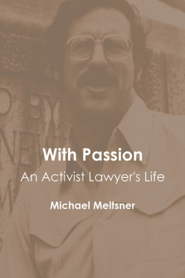 With Passion, An Activist Lawyer's Life