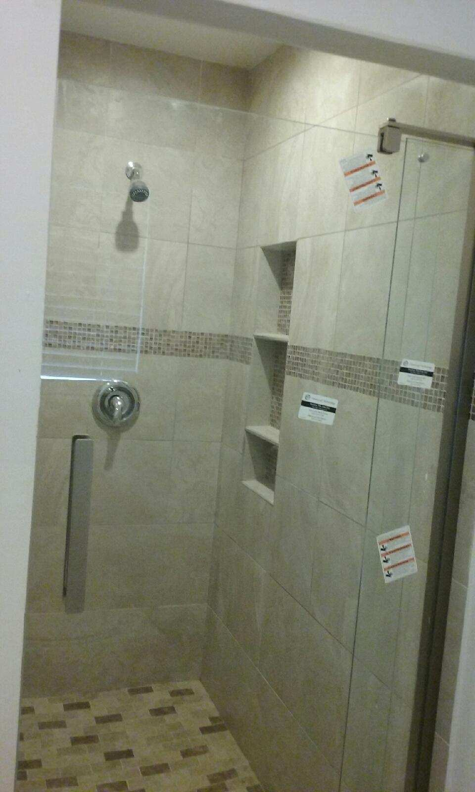 Bath Remodeling, Shower, Tile, Plumbing