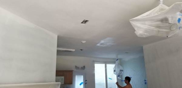 Drywall, Texture, Painting, Floating