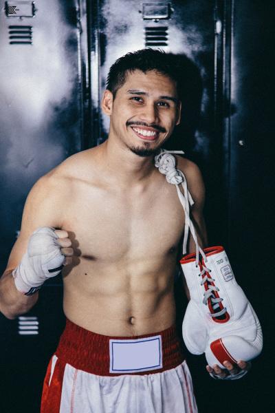 Professional Boxer | Aiman AB