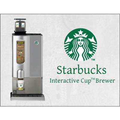 Starbucks ICUP Brewer