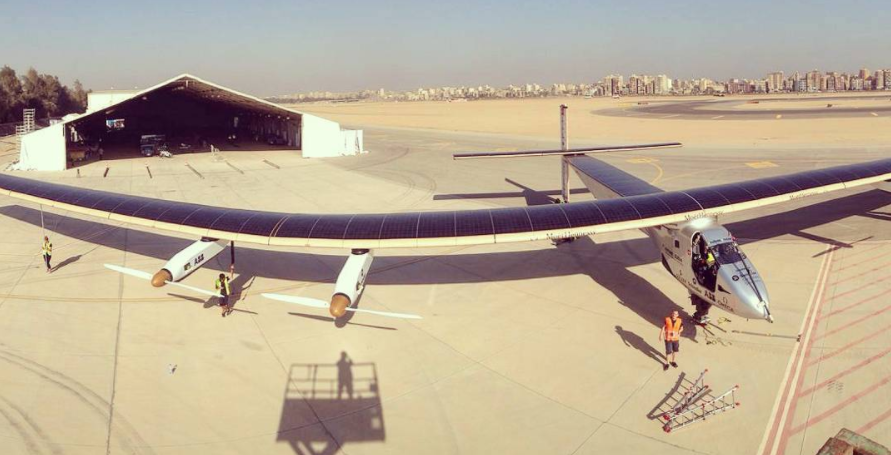 photo by Solar Impulse