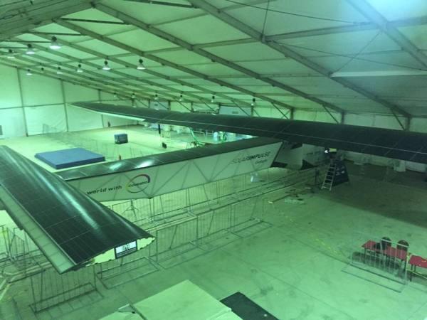 photo by Solar Impulse