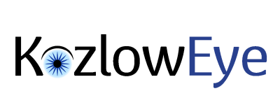 Kozlow Eye logo